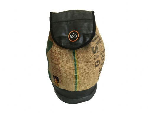 Cycle of Good Kukonda Coffee Sack Duffel